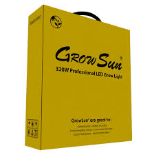 growsun 320w led growlight
