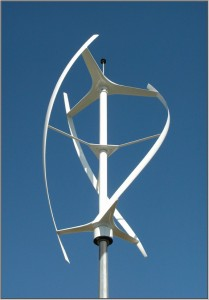 green initiatives vertical-axis-wind-turbine-blade-design